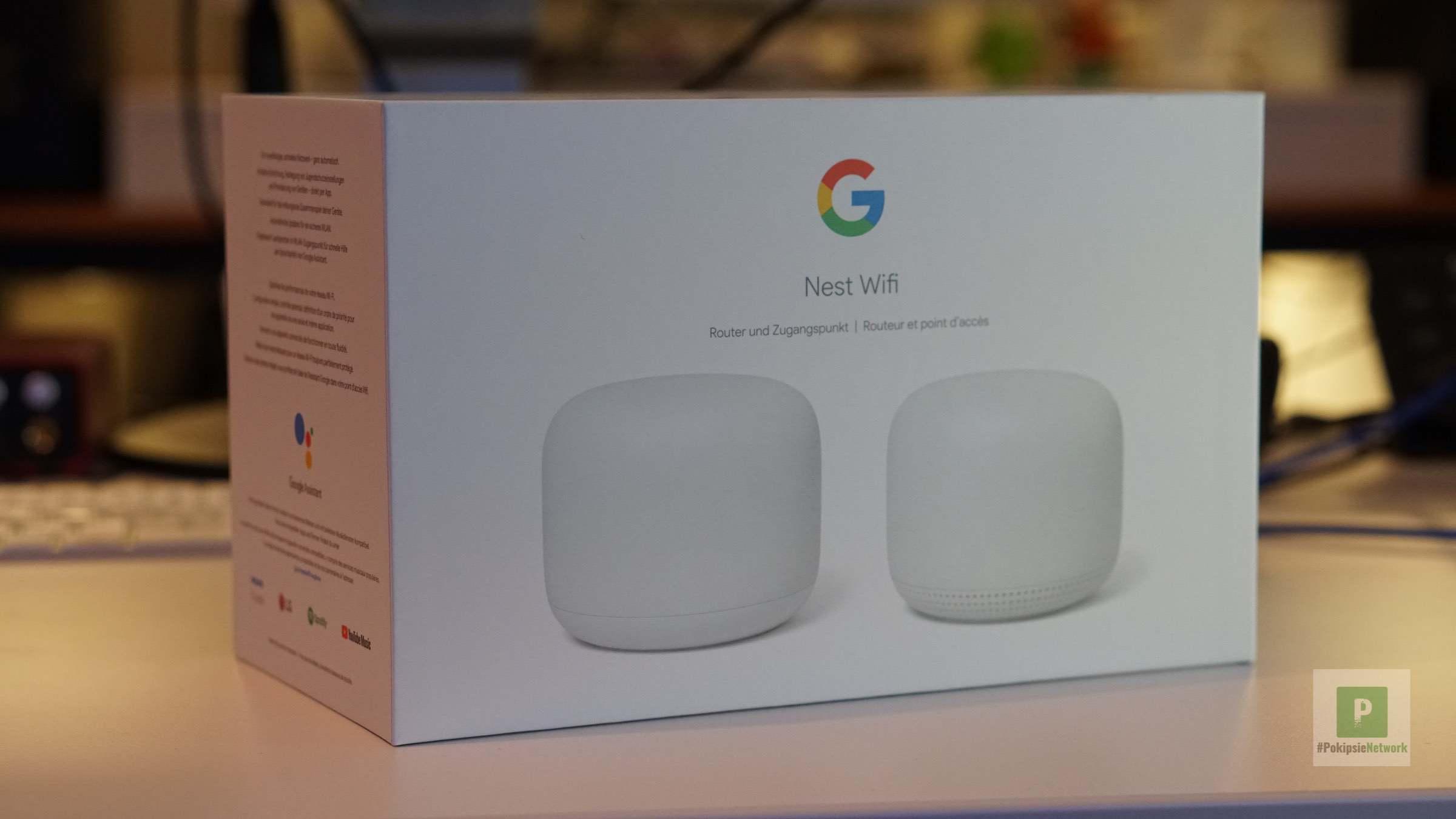 Google Nest Wifi – Jetzt auch in der Schweiz