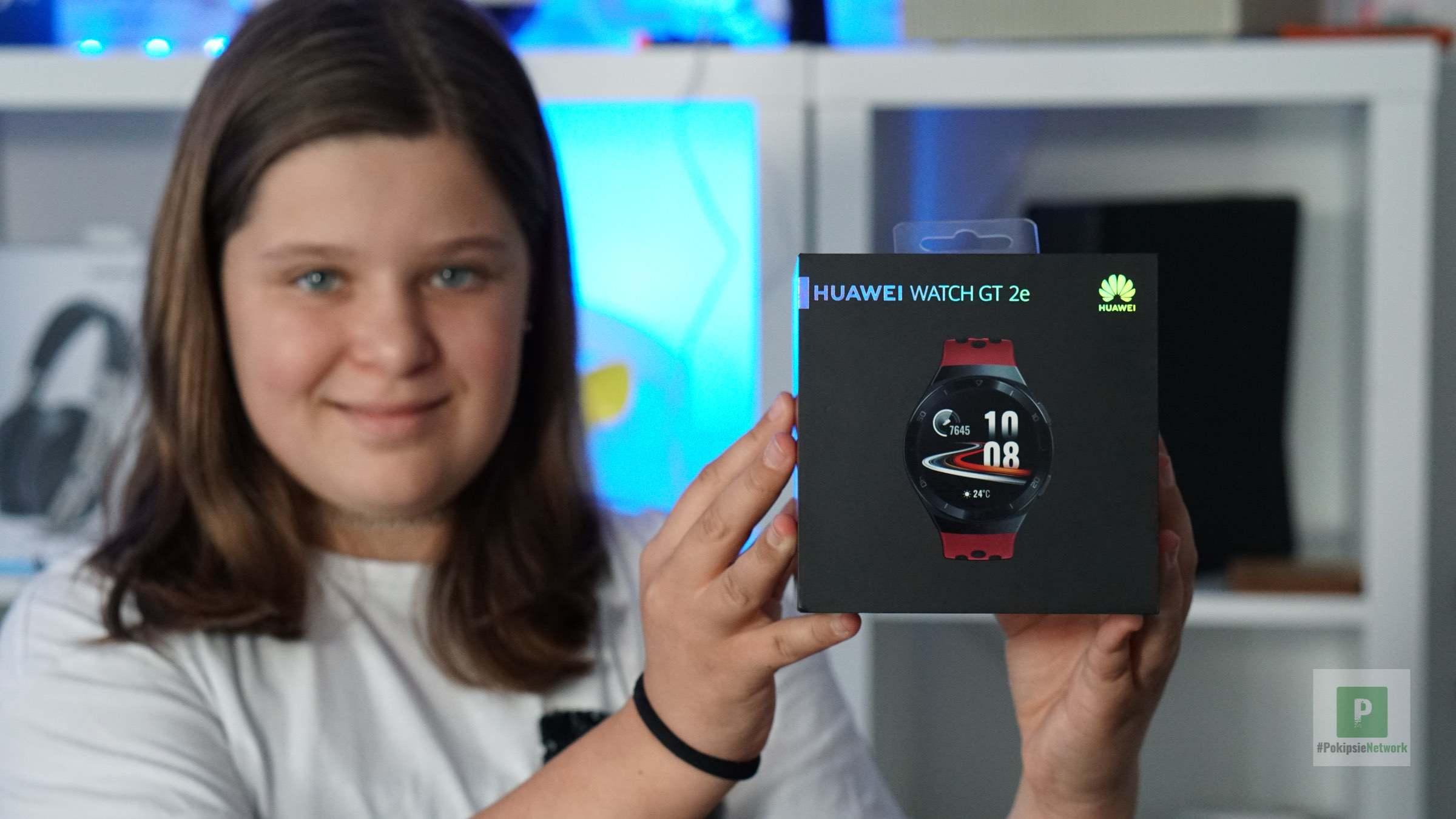 HUAWEI Watch GT2e – Sportliche Smartwatch vorgestellt