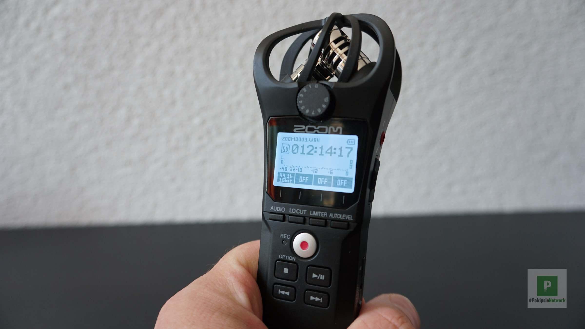 Zoom H1n im Test – Der kompakte Field Recorder