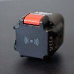 Die Fläche fürs Wireless Aufladen