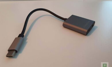 Satechi – Adapter für USB-Typ-C und 3.5 mm Klinkenstecker – 1