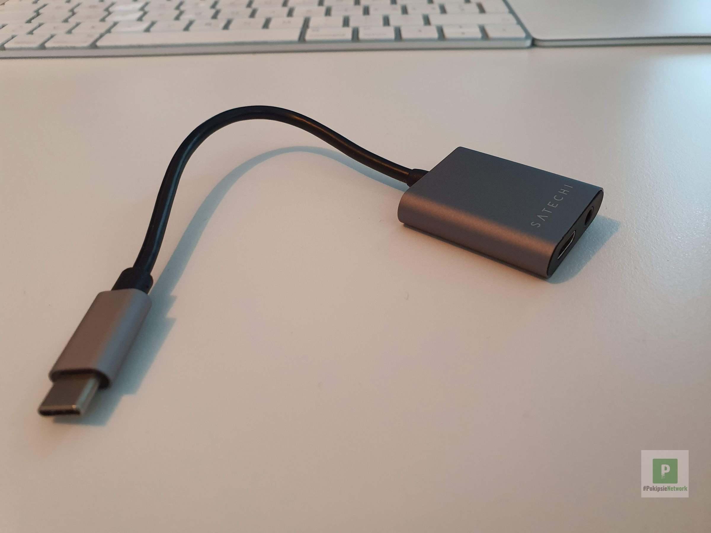 Satechi – Adapter für USB-C und 3.5 mm Klinkenstecker
