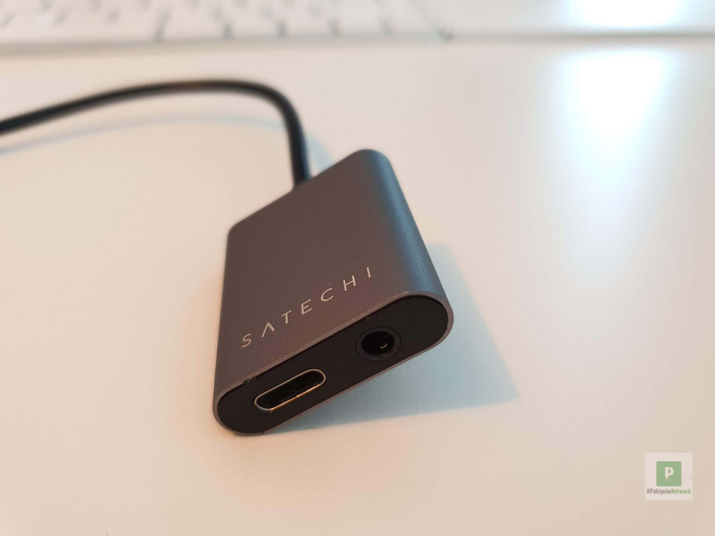 USB-Typ-C und 3.5 mm Ports