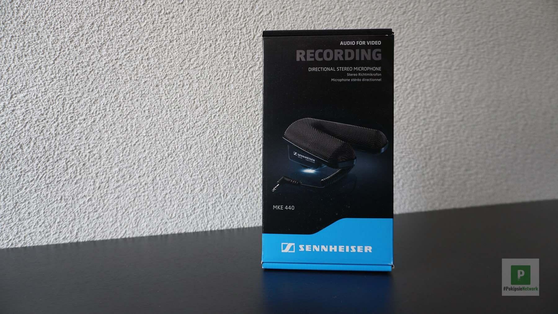 Stereomikrofon für die Kamera