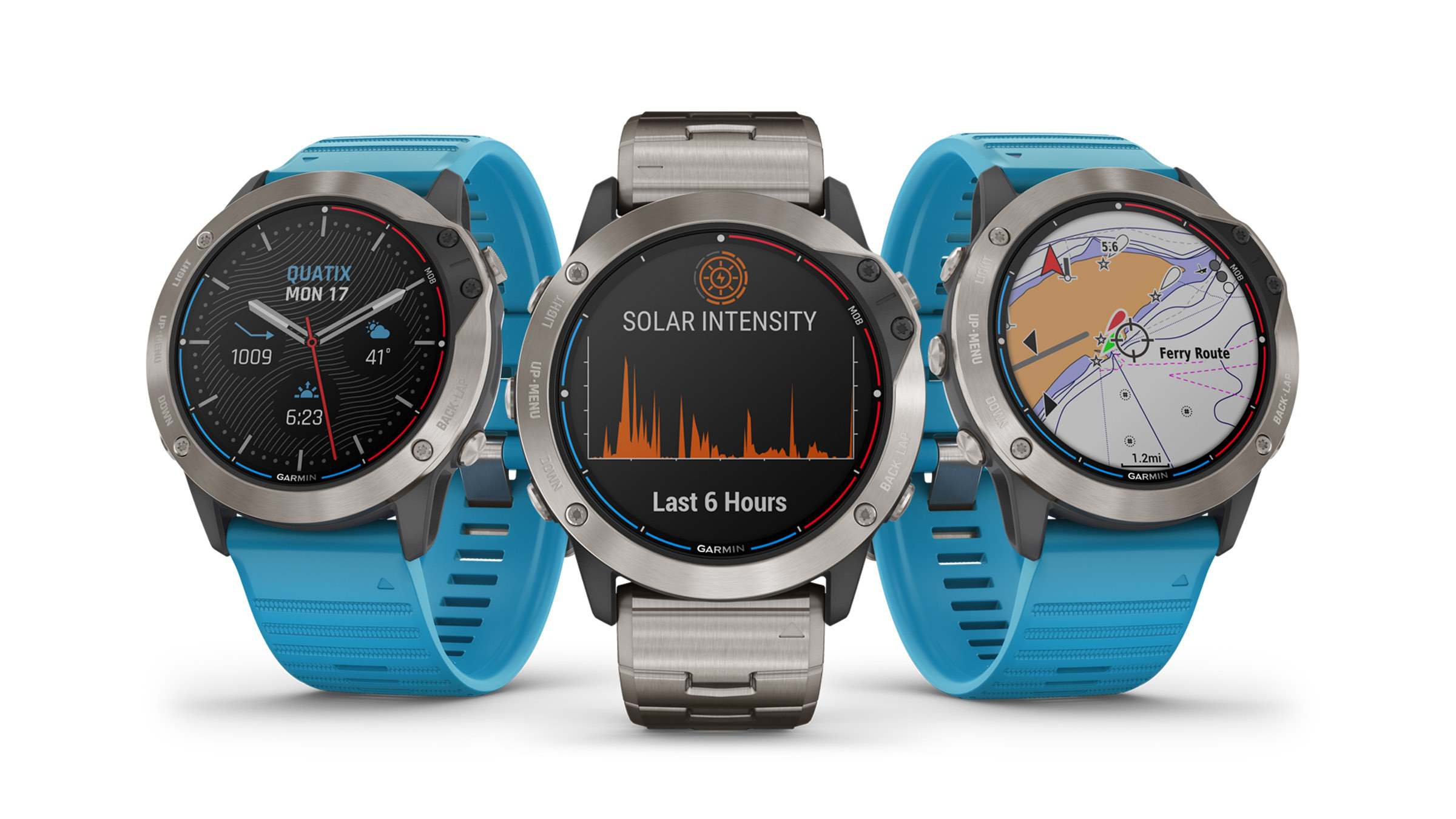 Garmin quatix 6X Solar – smarte Wassersport-Uhr mit Solar-Linse vorgestellt