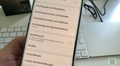 Visual Voicemail für Android Smartphones