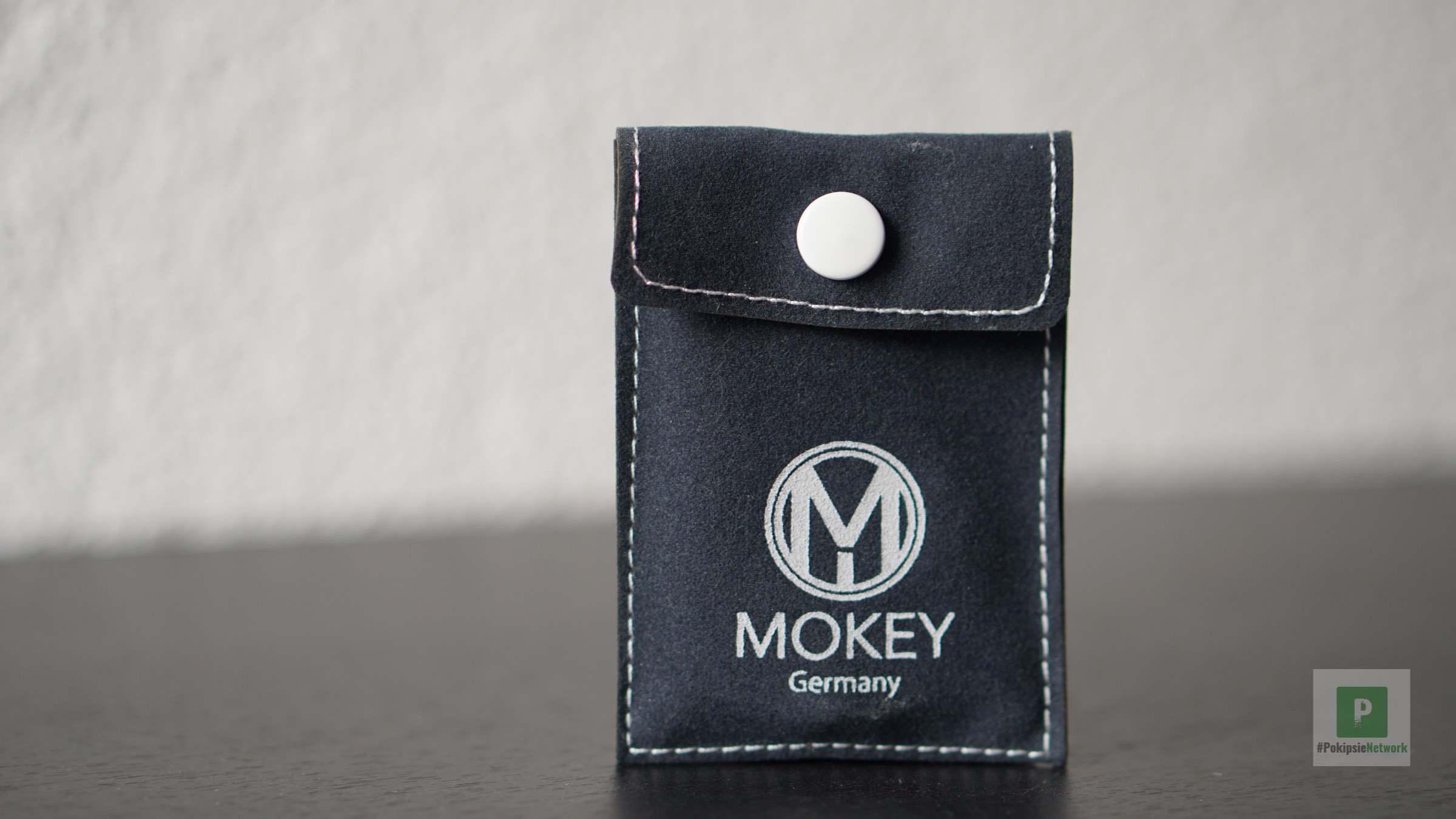 Mit dem MOKEY SterilKey sicher durch die Welt