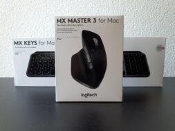 Neue Tastatur und Maus