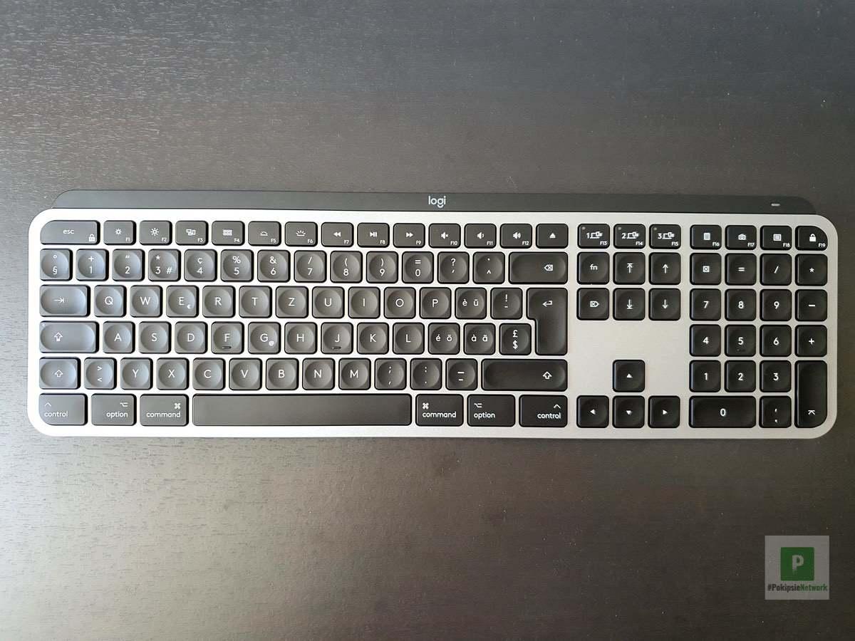 Die Mac Tastatur