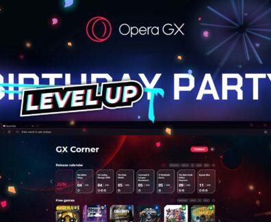 Opera GX – Level 2