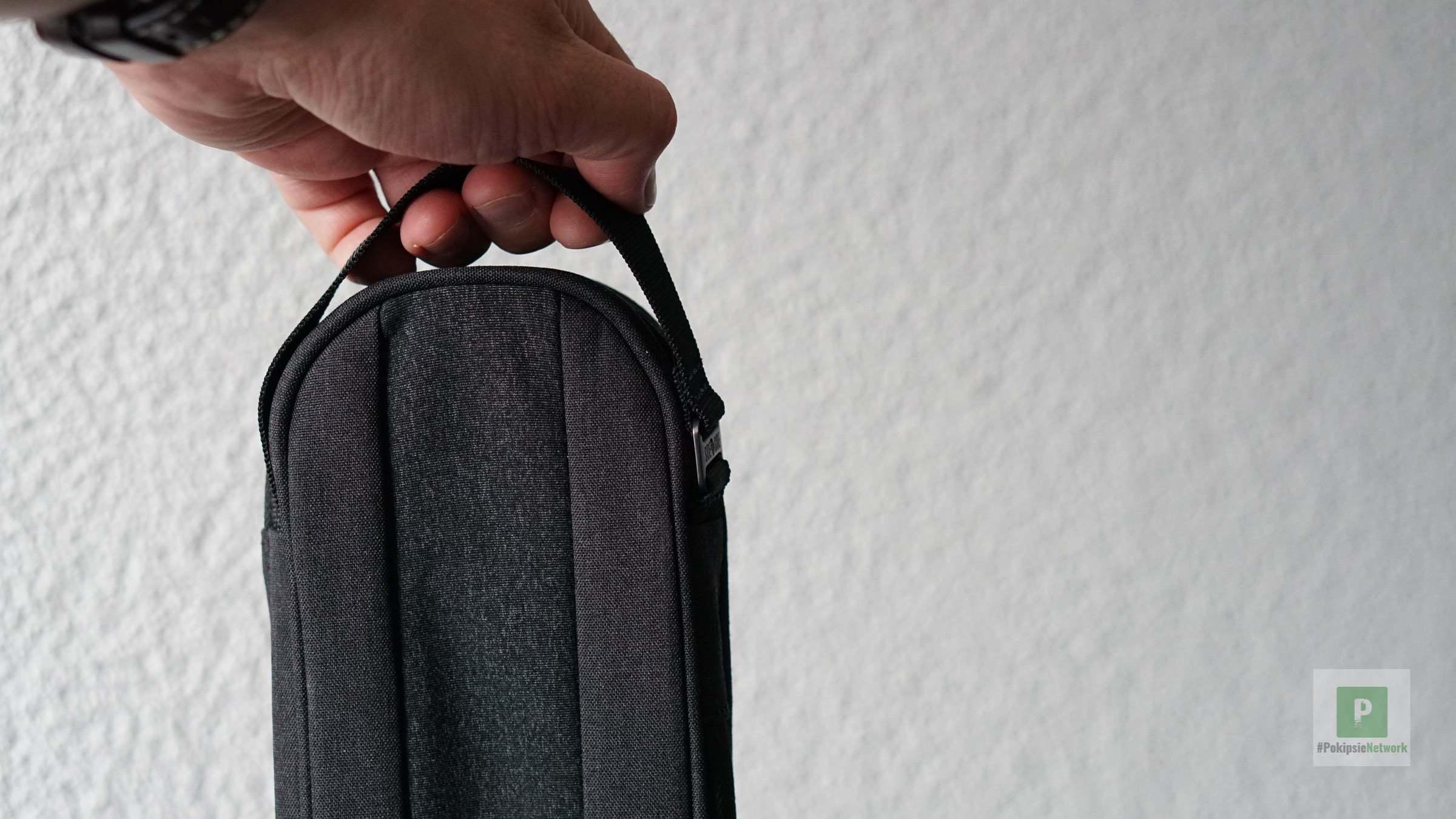 Power Packer im Test – Zubehör Tasche von Side by side