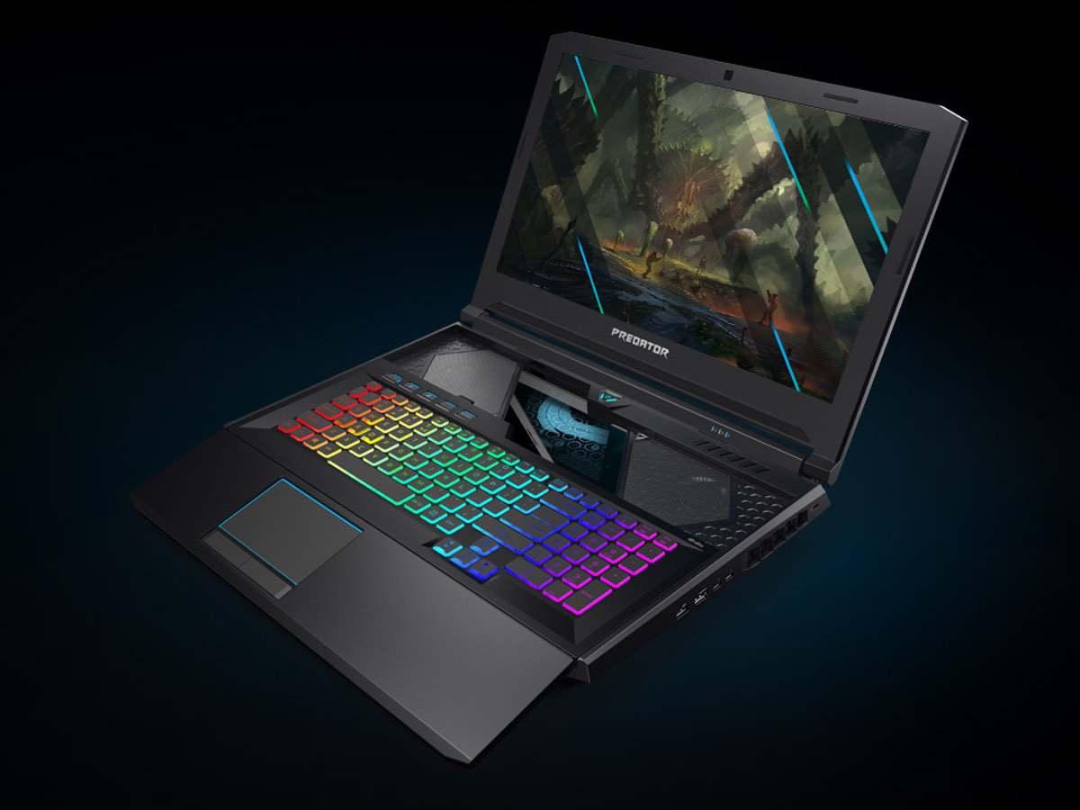 Acer zeigt neue Gaming Notebooks, Monitore und ConeptD Produkte