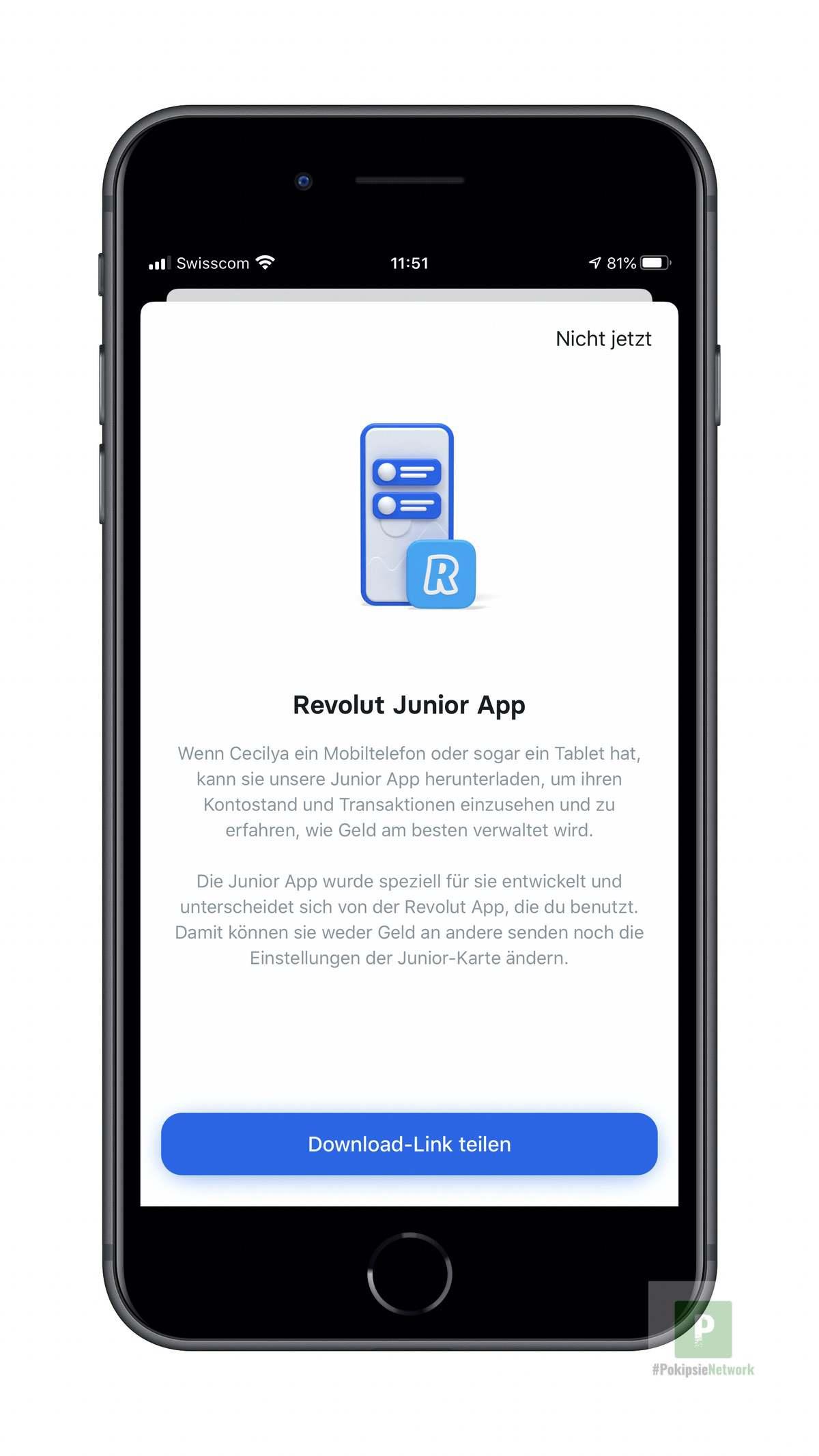 Die Junior App