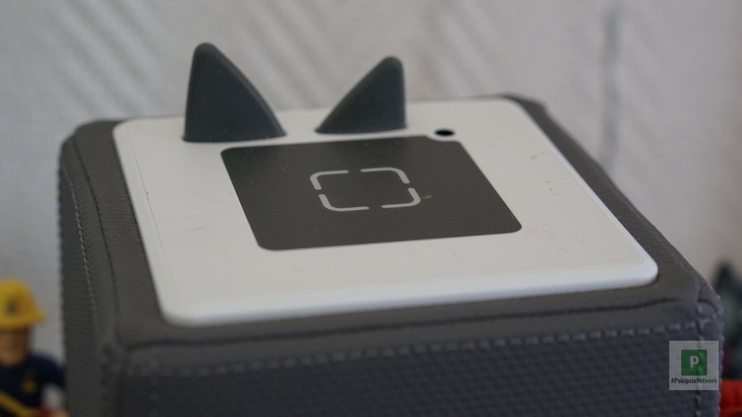 Die magnetische NFC Fläche