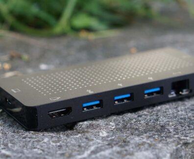 Durchdachter USB-C Hub