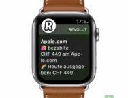 Apple Watch Screenshot