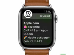 Apple Watch Screenshot