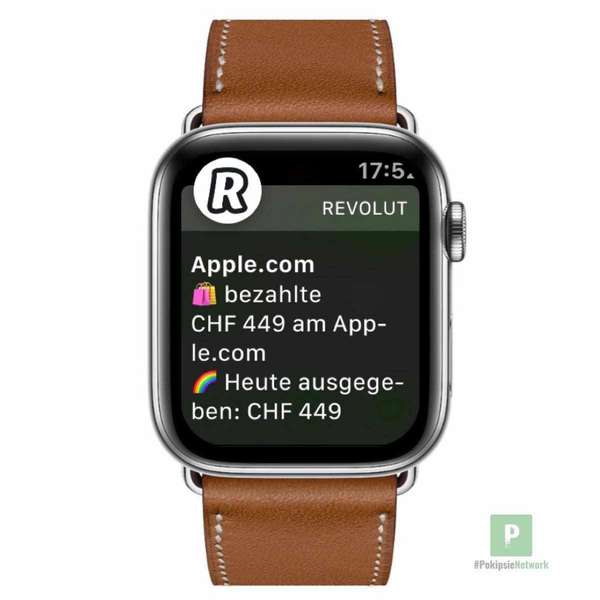 WatchShot – Hübsche dein Apple Watch Screenshot auf #WatchShot