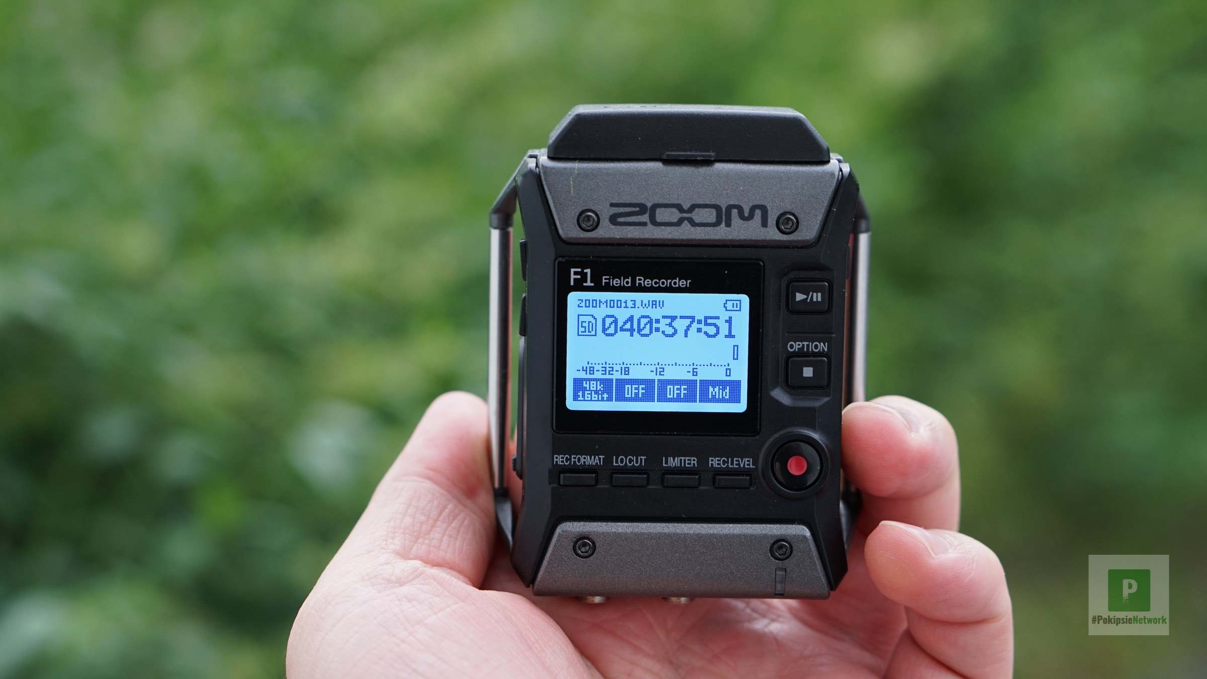 Zoom F1-LP im Test – Kompakter Field Recorder