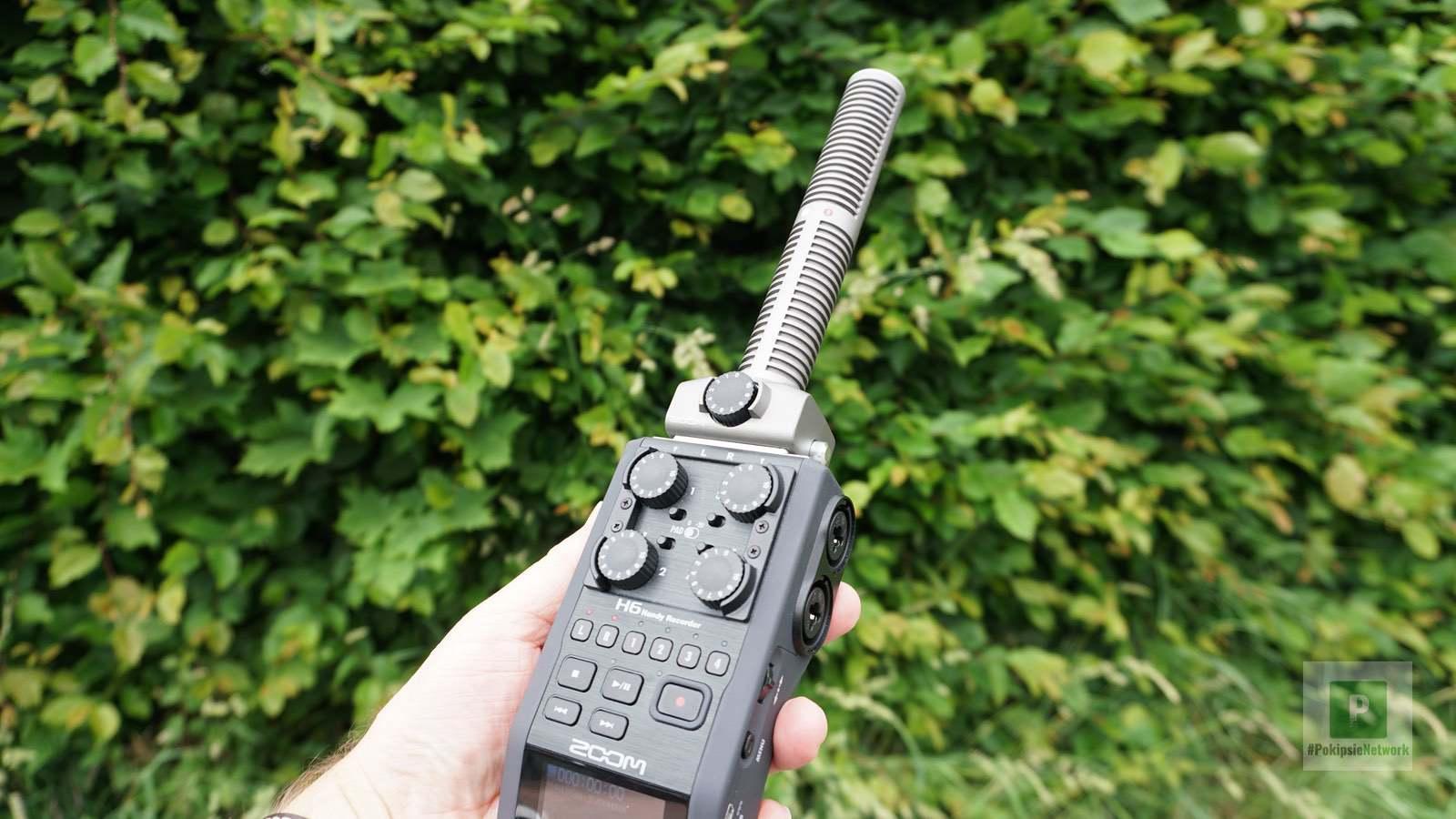 Zoom SSH-6 im Test – Stereo Shotgun Mikrofon Lösung