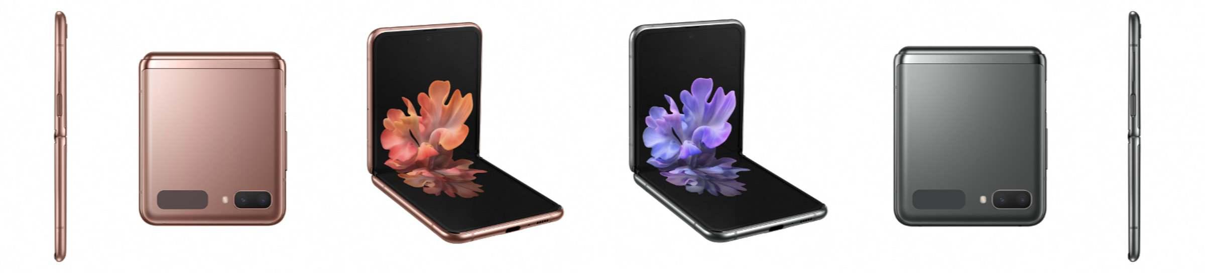 Galaxy Z Flip 5G – Samsungs faltbares mini Smartphone geht in die zweite Runde