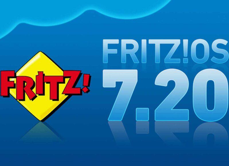 avm fritz-os 720