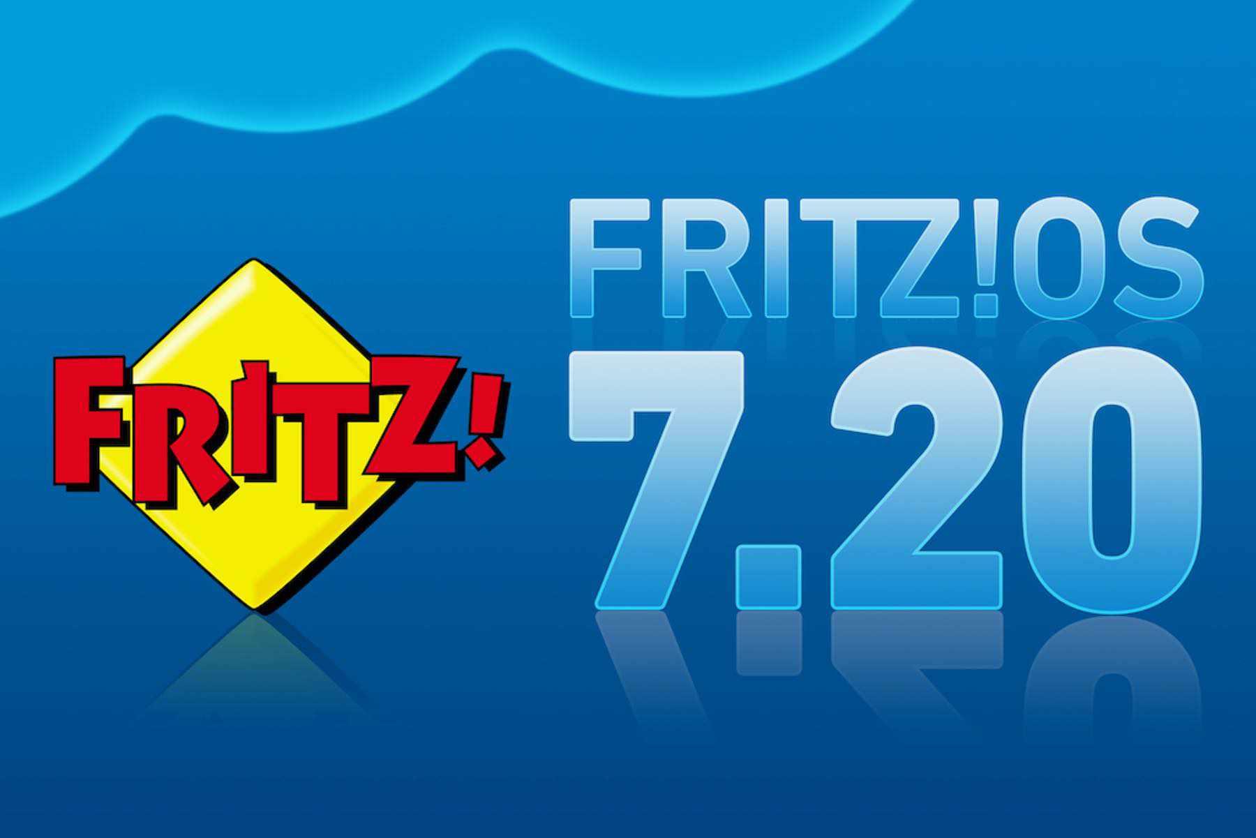 FRITZ!OS 7.20 – Ab sofort für die FRITZ!Box 7590, 7530 und 7520 verfügbar
