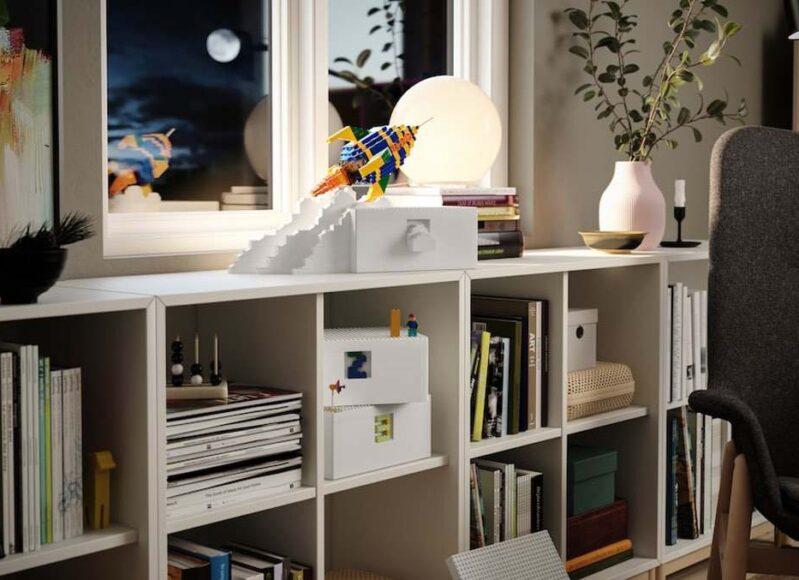 BYGGLEK – IKEA und LEGO Kooperieren