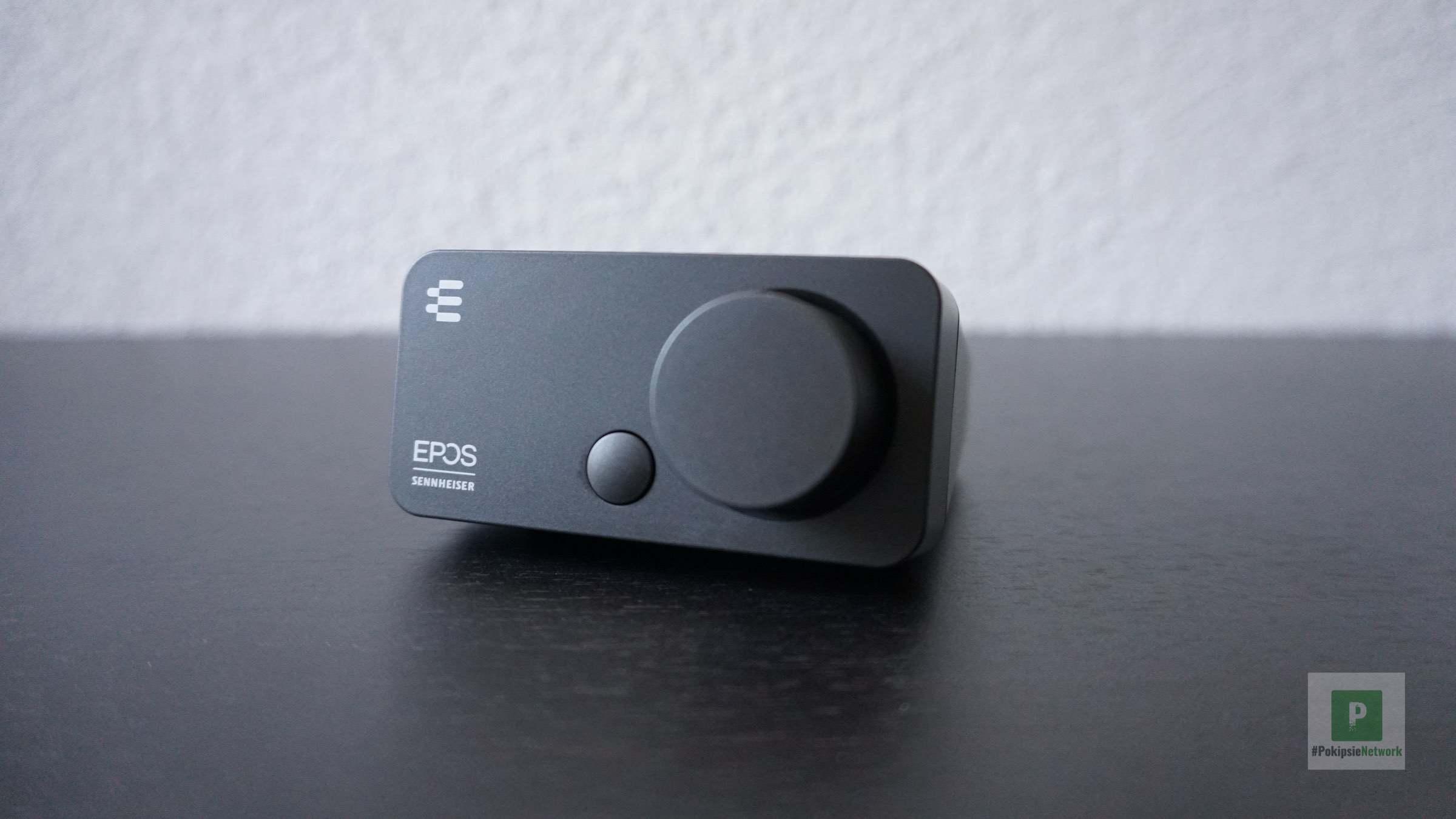 Frontansicht vom Audio-Device