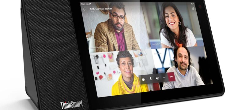 Lenovo – ThinkSmart View