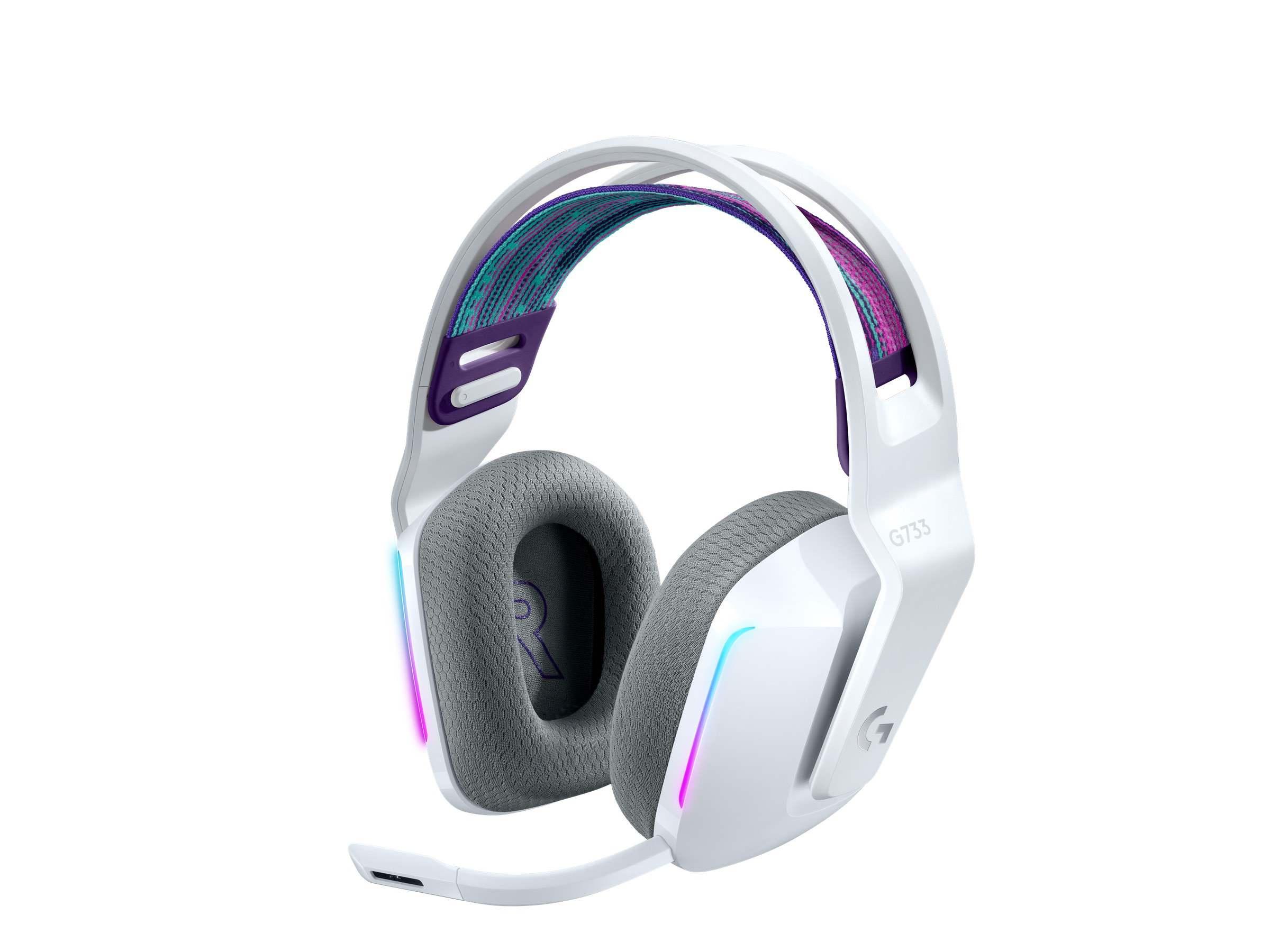 Logitech G – G733 LIGHTSPEED Gaming-Headset Ankündigung
