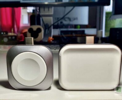 Magnetic und Wireless Charging Dock