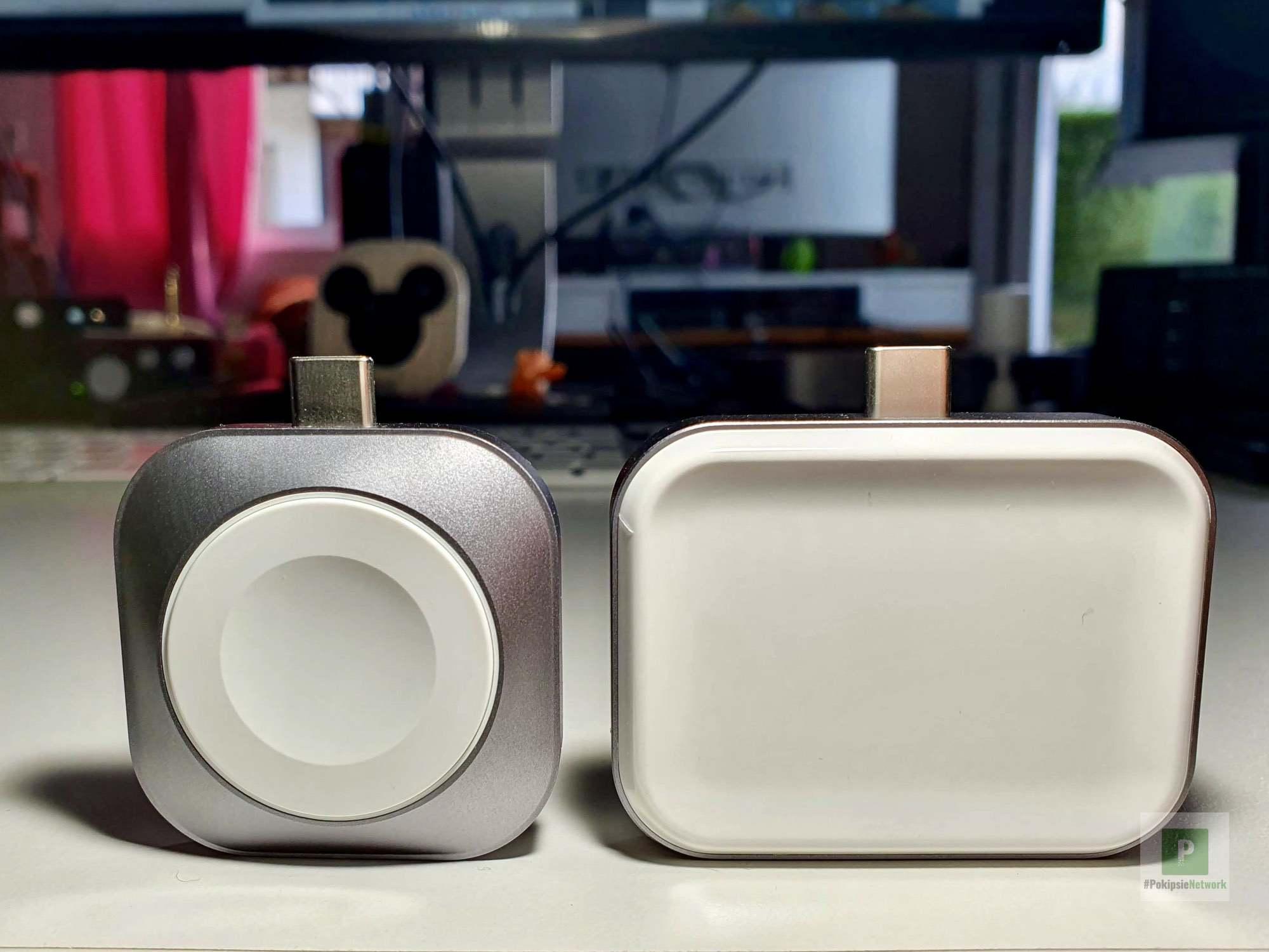 Mobiler USB-C Ladeadapter für die Apple Watch und AirPods im Test
