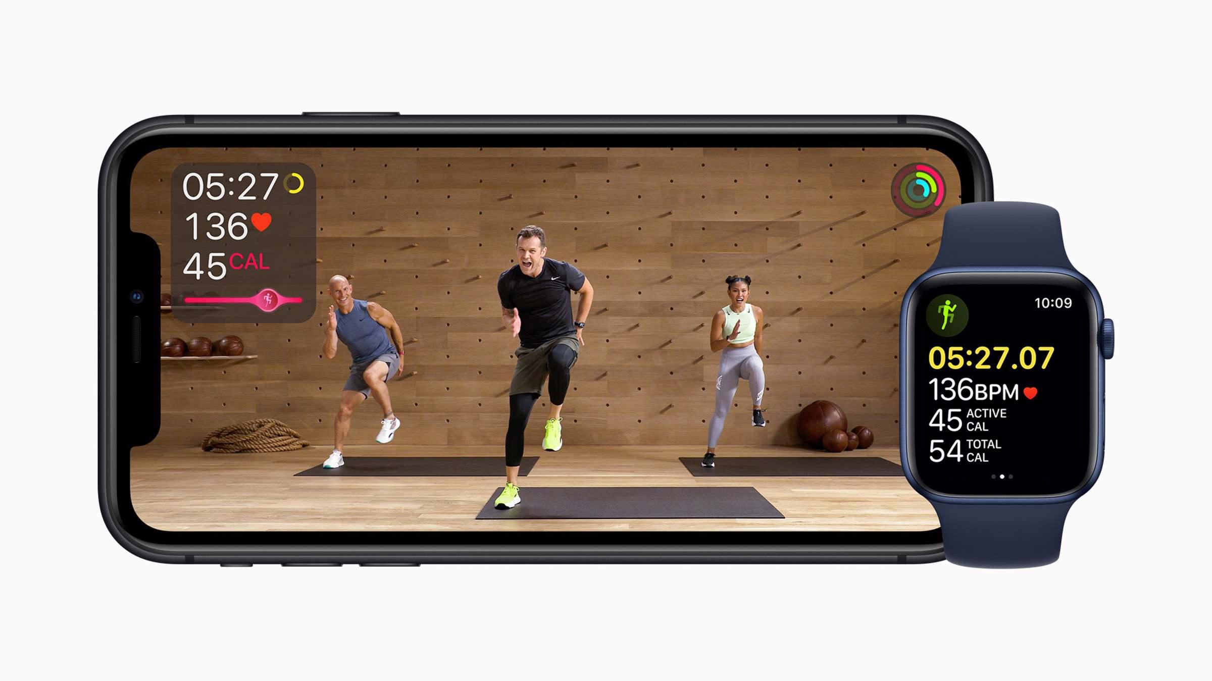 Apple One - Fitnes+
