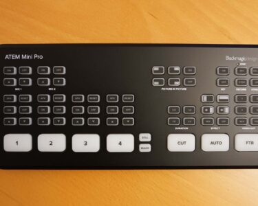 Video Switch-Gadget