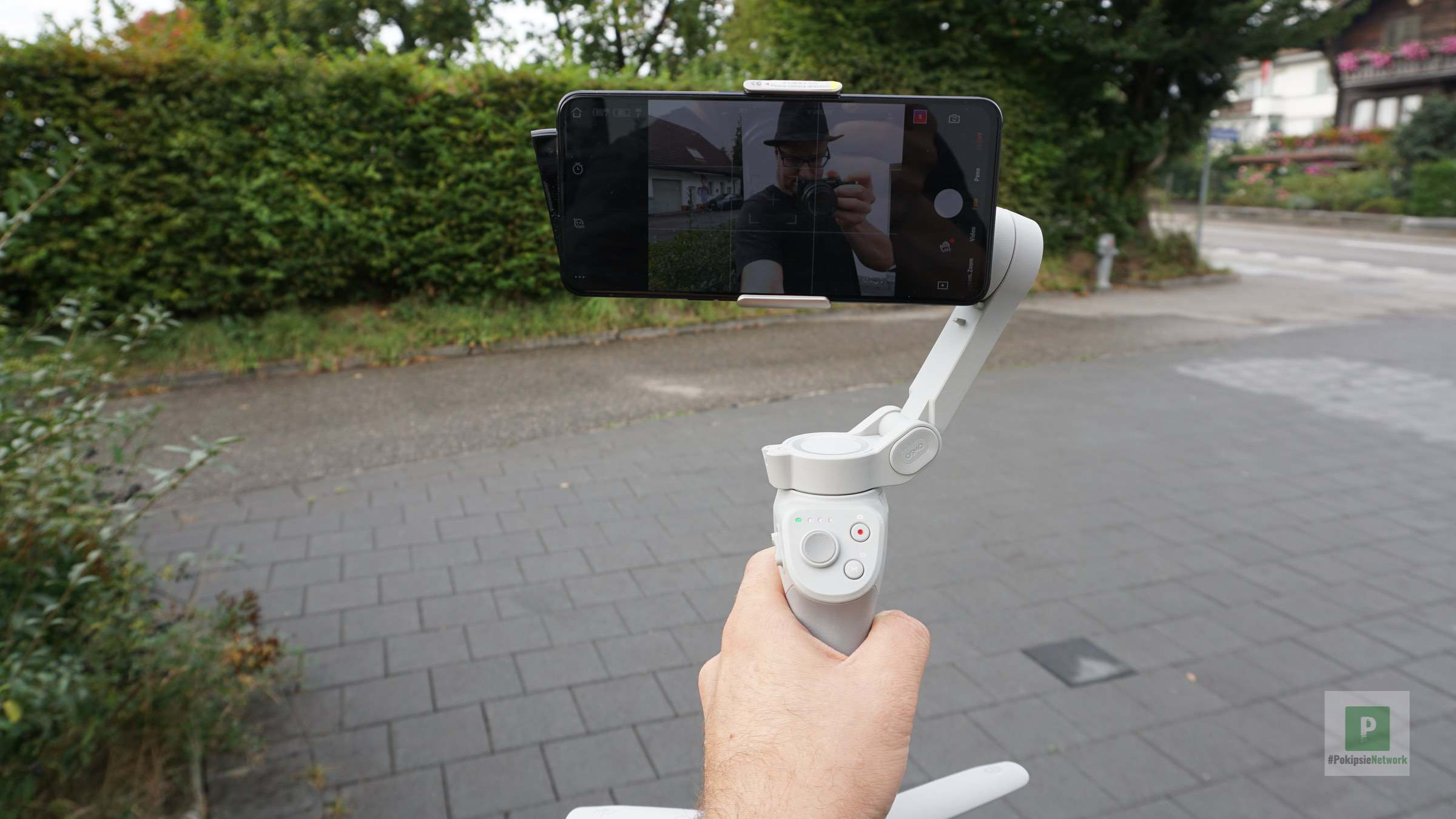 DJI Osmo Mobile 4 Test – Gimbal in der vierten Generation
