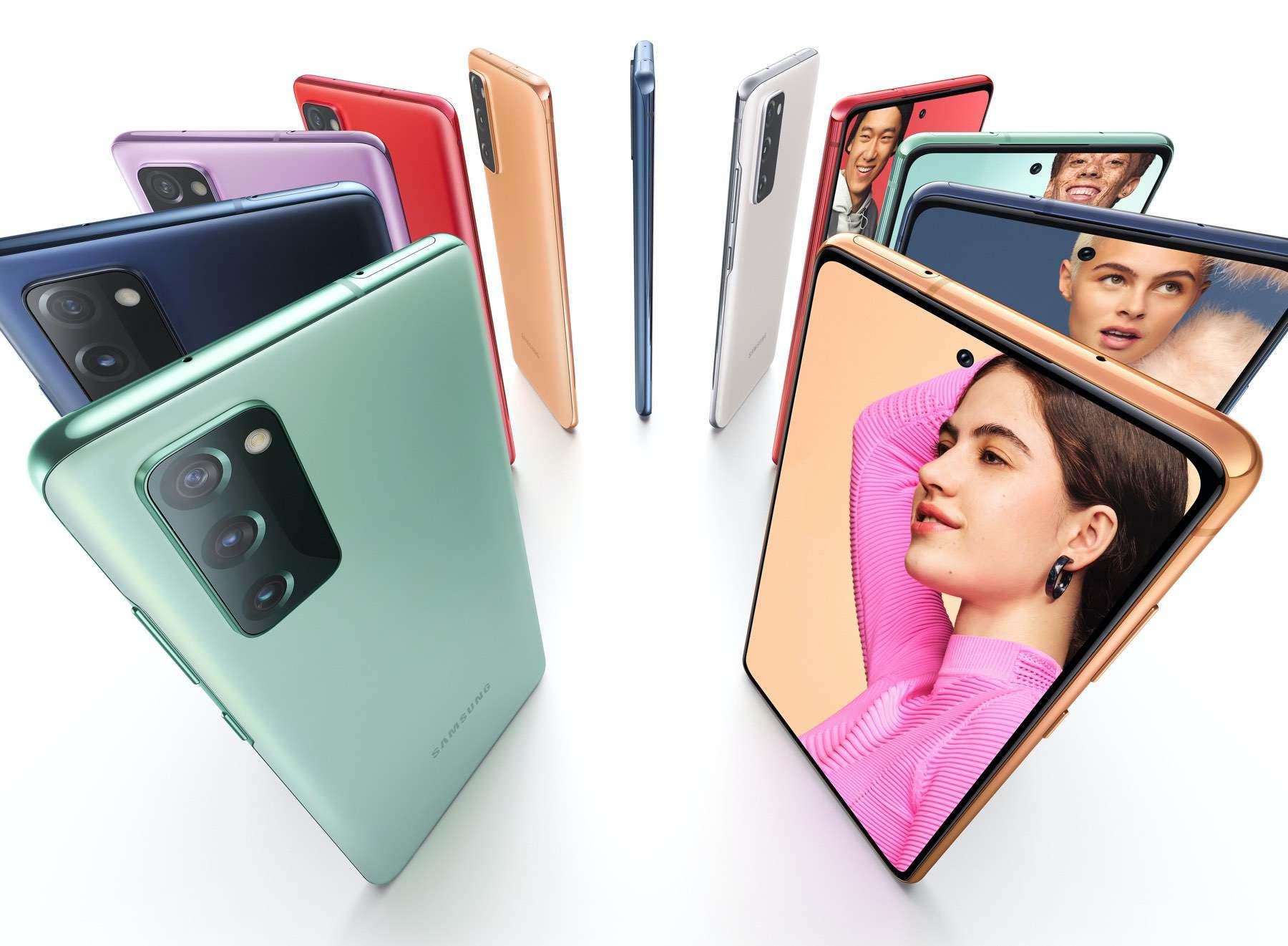 Samsung Galaxy S20 FE – Die Fan Edition vorgestellt