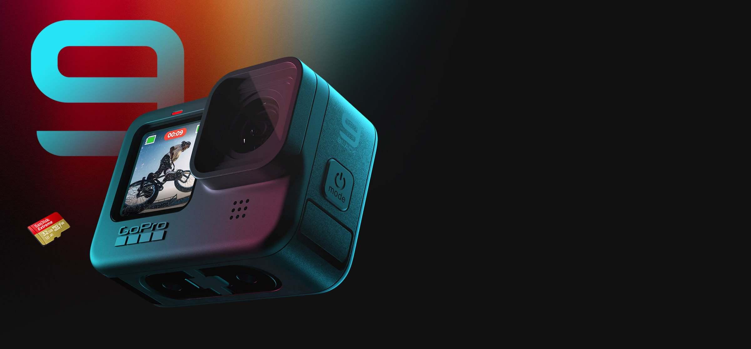 GoPro Hero 9 vorgestellt – Noch mehr Power und zweites Display