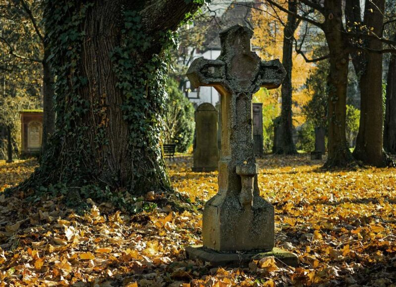 Google Friedhof