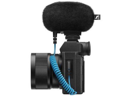 Kompaktes Mikrofon ohne Batterie