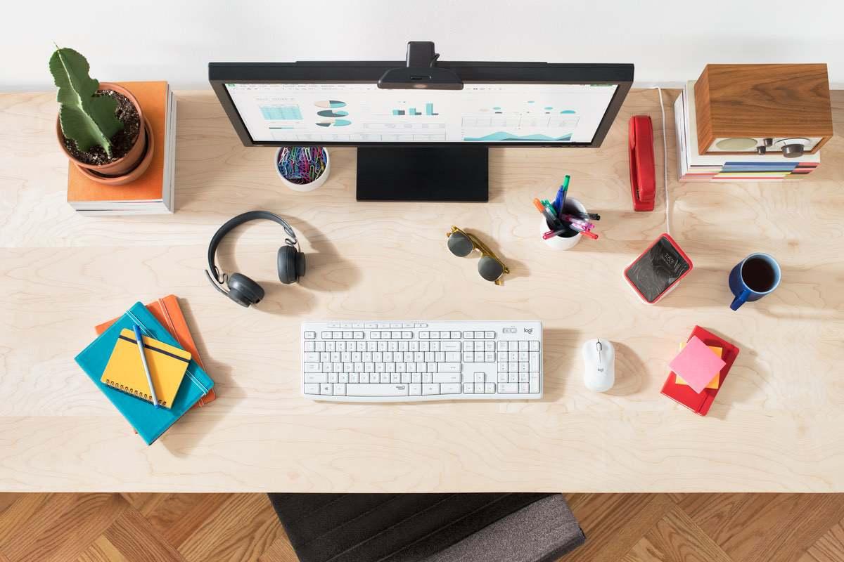 Logitech MK295 – Leise Maus und Tastatur vorgestellt