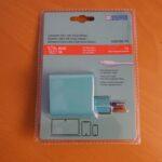 Unpraktische und transparente Plastikverpackung