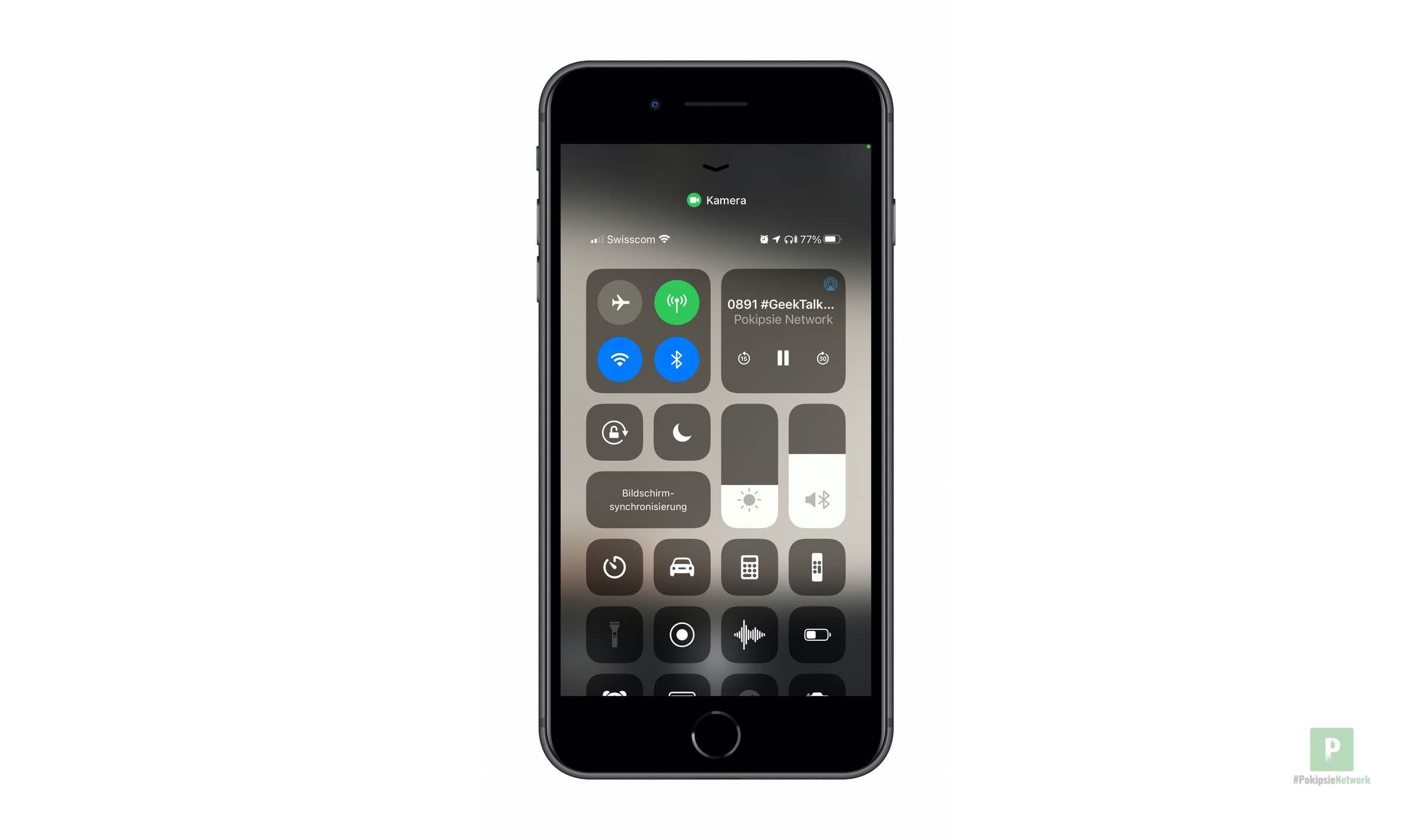 Der Kamera-Zugriff unter iOS 14