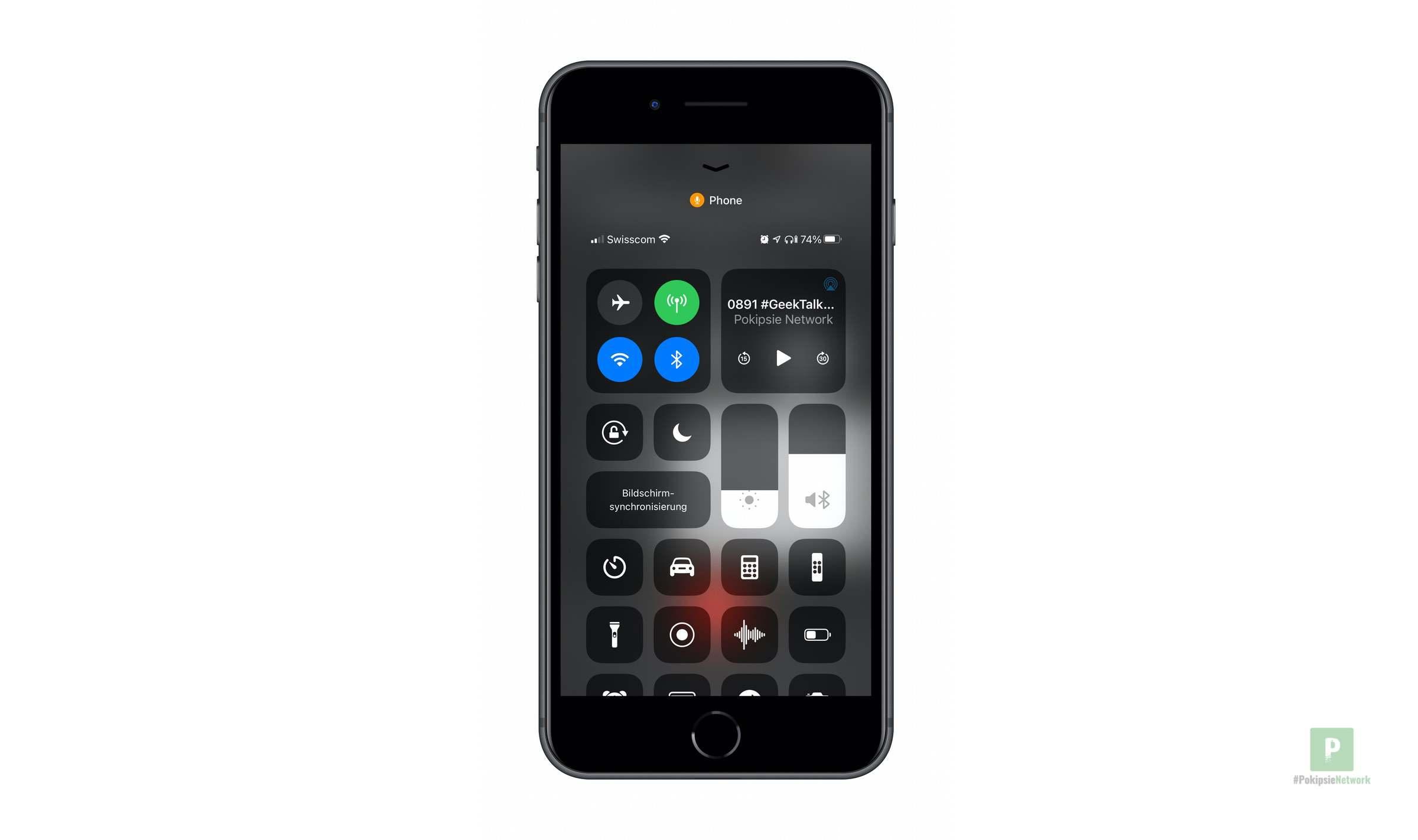 Der Mikrofon-Zugriff unter iOS 14