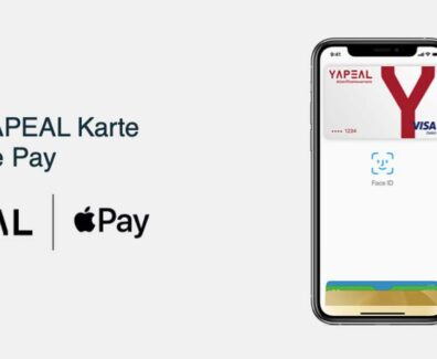 YAPEAL Apple Pay