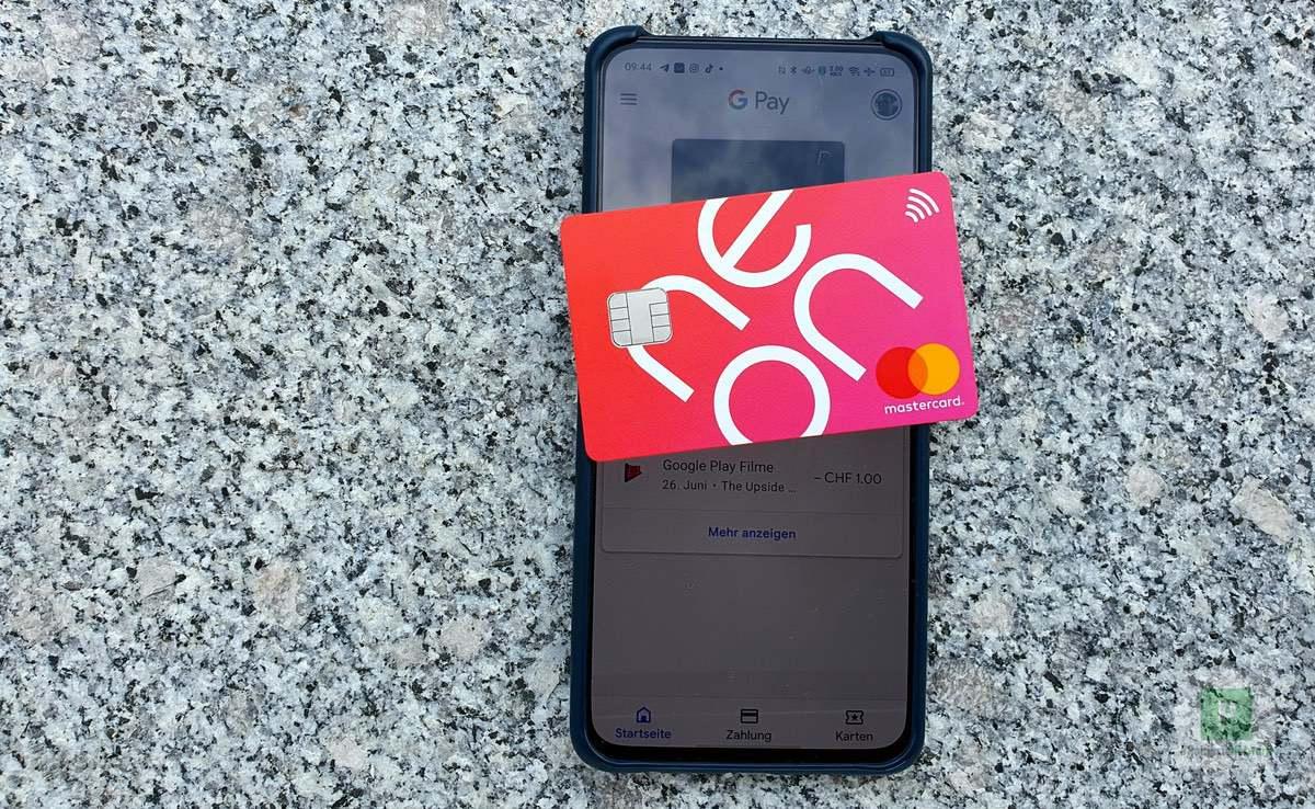 Neon und Google Pay – Ab sofort für alle Kunden