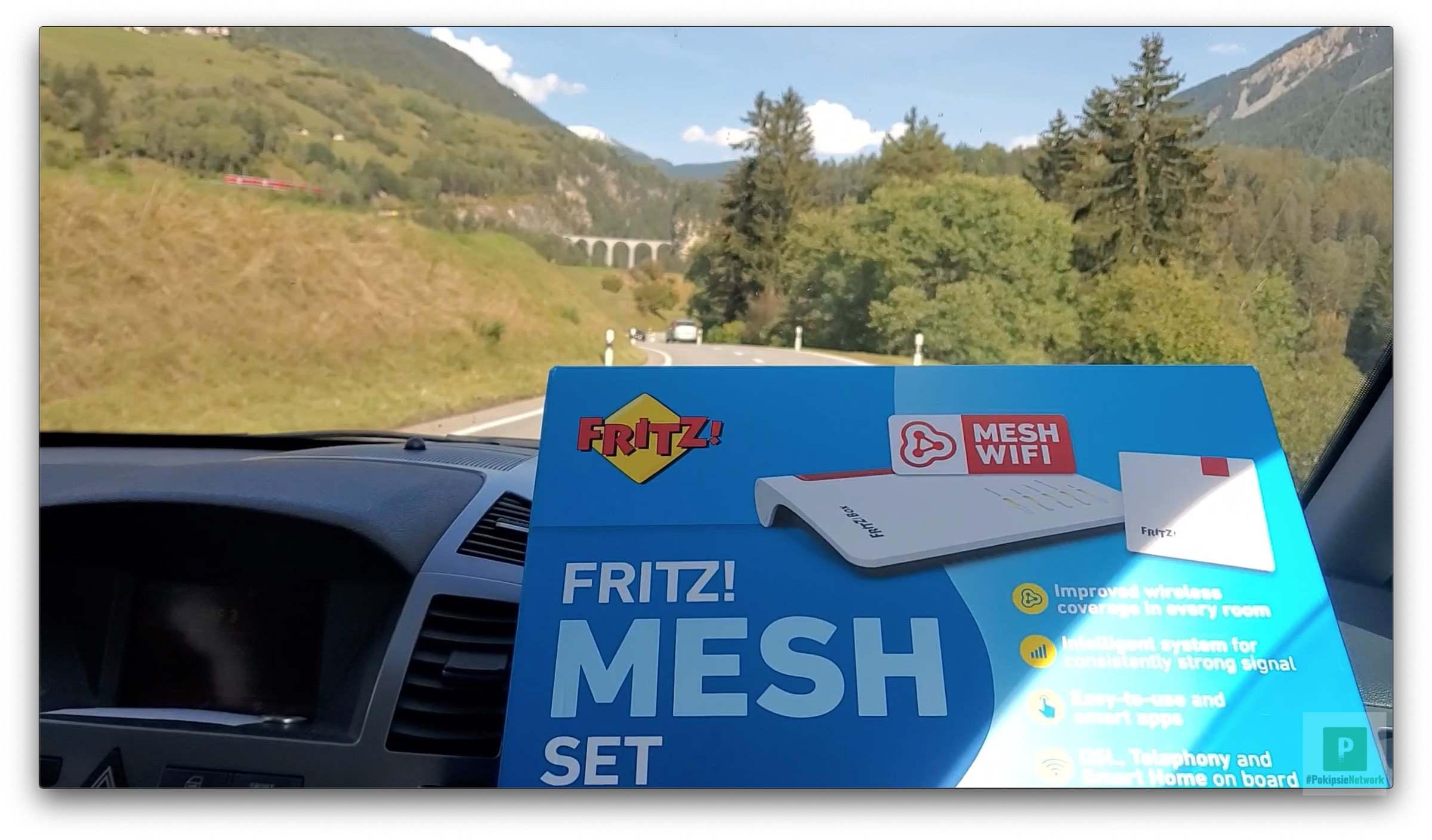 FRITZ!Mesh Set – Upgrade für meine Eltern