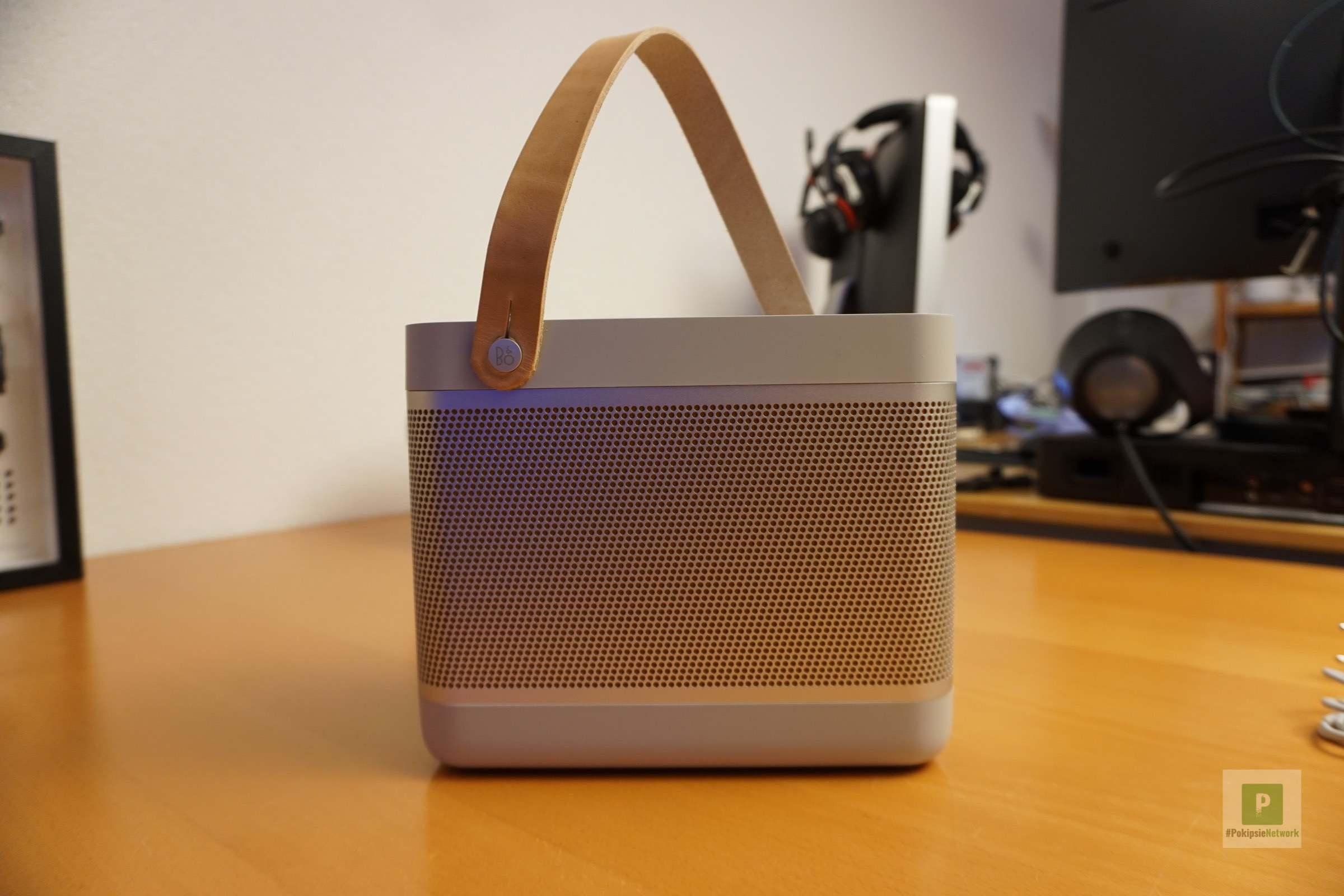 Beolit 20 tragbarer Bluetooth Speaker von Bang & Olufsen vorgestellt