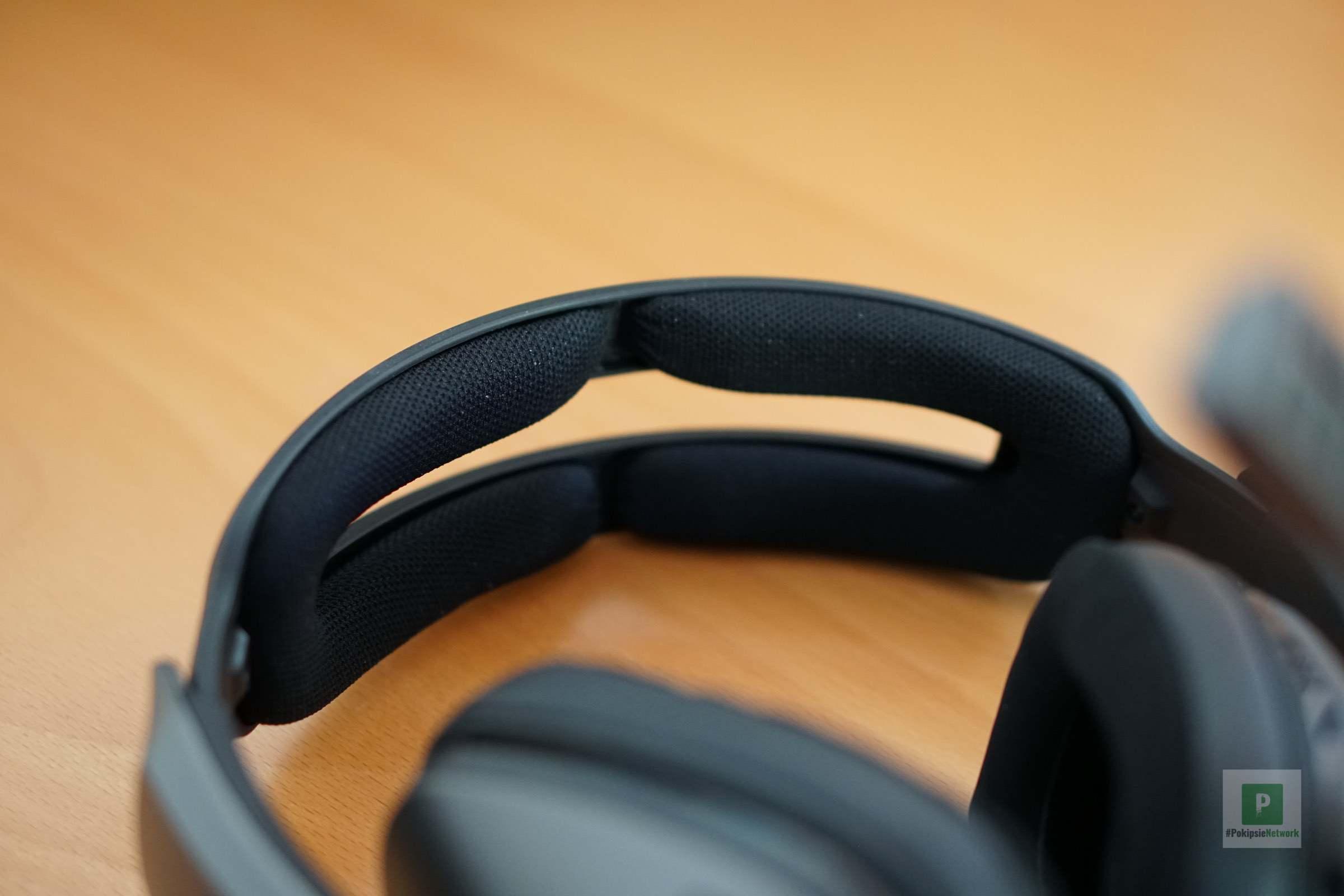 Der Kopfhörerbügel