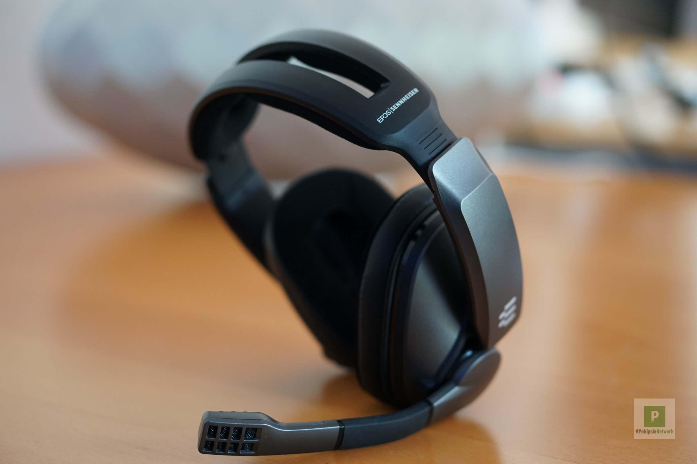 Das komplette Headset